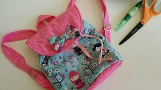 getlinkyoutube.com-Mochila Infantil