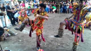 "getlinkyoutube.com-Jatilan Rampak Buto ""New Zuguz Gedroex"" di Soko Margorejo Tempel"
