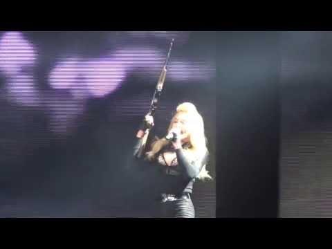 Madonna Revolver Live Montreal 2012 HD 1080P