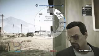 getlinkyoutube.com-GTA V   Sobrevivência Lvl 10 LIKE A BOSS Equipe FODA
