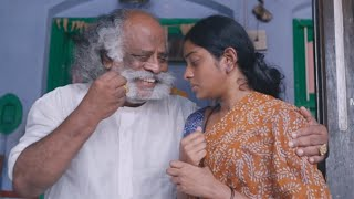 Chinnaiyya Harassing His Servant - Touring Talkies Tamil Movie Scenes