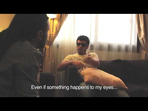 The Coolest Guy in Dubai | راعي النظارات الشمسية