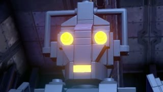 LEGO Dimensions - All Cutscenes