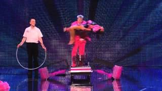 getlinkyoutube.com-افضل خمس عروض سحر على مستوى العالم Top 5 Magician auditions on Got Talent
