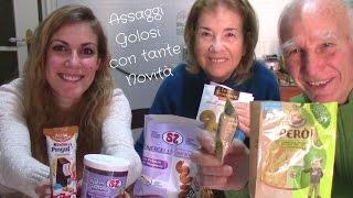 getlinkyoutube.com-VIDEO ASSAGGI ASSIEME AI MIEI ZII: COLAZIONE GOLOSA IN DIRETTA CON TANTE NOVITA' #5 Tasting Live