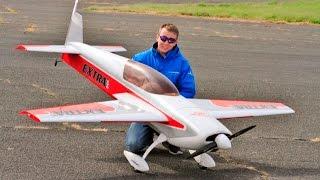 getlinkyoutube.com-DEANO 3D RC DISPLAY HANGAR 9 EXTRA 300 DA 120cc AT LMA EAST KIRKBY MODEL AIRCRAFT SHOW - 2016