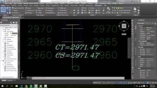 getlinkyoutube.com-Secciones transversales múltiples simples y rápidas en civil 3d