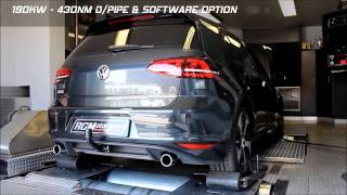 getlinkyoutube.com-VW Golf 7 GTI Entry level Performance Upgrades