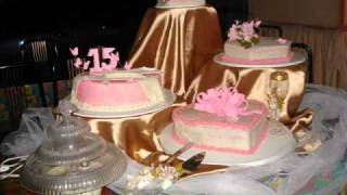 getlinkyoutube.com-Arte Decorativo Pasteles de 15 años..wmv