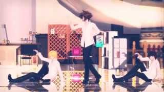getlinkyoutube.com-【MMD】Koshitantan -【คุณโซระ ,คุณคู ,พี่นิวคุง】