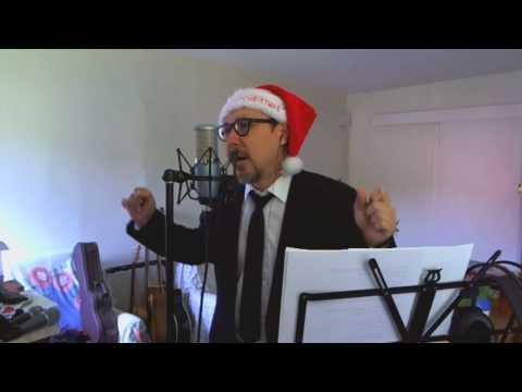 Jingle Bells (Michael Buble ft. The Puppini Sisters/Frank Sinatra) karaoke cover