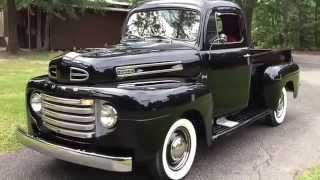 1950 Ford F1 pickup truck .... Stunning show room restoration . For sale now Southern Hot Rods