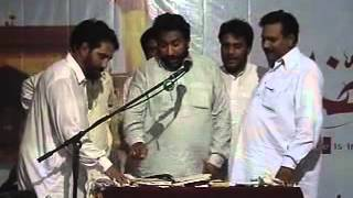 getlinkyoutube.com-Zakir Ghulam Fareed At 13 Rajab Jashan 2011 in Qadeemi Imam Bargah Rawalpindi