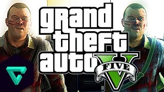 getlinkyoutube.com-GTA 5 : Graphics Comparison | PC vs PS4 | Max Settings (60 FPS) | Gameplay & Review | TGN