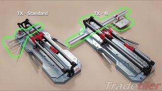 getlinkyoutube.com-Difference Between Rubi's TX Tile Cutters - Tradetiler