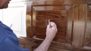 getlinkyoutube.com-Faux Wood Garage Door the right way