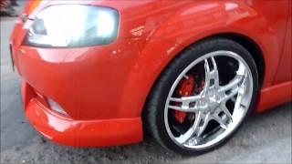 getlinkyoutube.com-Body Kit Chevrolet Aveo GTI AutoPlast