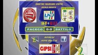 RV Paceco  Dattilo 0 0