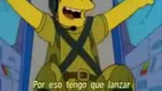 getlinkyoutube.com-Los Simpson - La Banda de Luxo