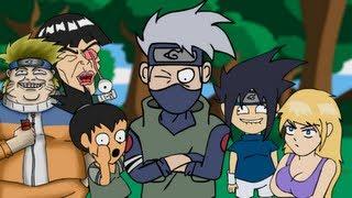 getlinkyoutube.com-Lecciones de Amor con Kakashi (Parodia de Naruto)