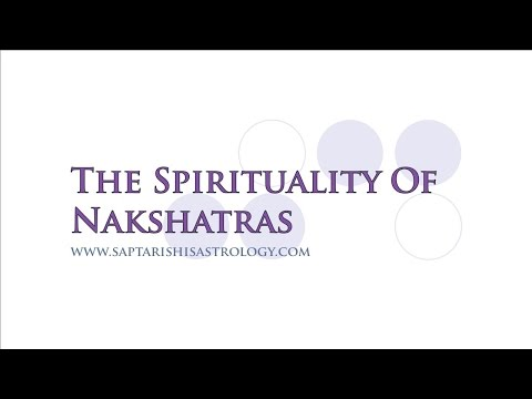 The Spirituality of Nakshatras by Dennis Harness