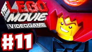 getlinkyoutube.com-The LEGO Movie Videogame - Gameplay Walkthrough Part 11 - Captured! (PC, Xbox One, PS4, Wii U)