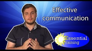Three Essential Elements for an effective communication ( Training )