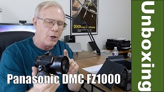 getlinkyoutube.com-Panasonic Lumix DMC FZ1000 Unboxing and First Impressions