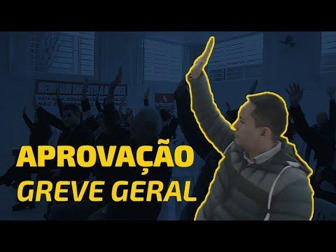 Servidores do Judiciário Paranaense irão aderir à Greve Geral de 1 dia