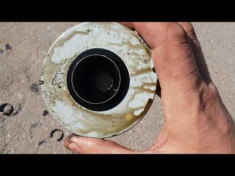 Масляный фильтр паджеро 3 двигатель 4м41