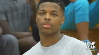 Dennis Smith Jr. Is The Best Point Guard In High School Basketball