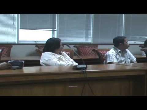Pertemuan Tim Poso dengan DPD-RI Membicarakan Sultim (1 dari 2)