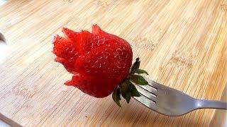getlinkyoutube.com-How To Make A Strawberry Rose