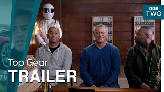 Top Gear 2017: Launch Trailer - BBC Two