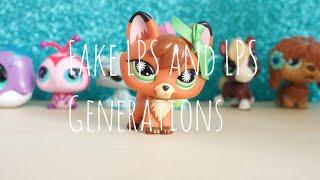 getlinkyoutube.com-Fake LPS and LPS Generations (Read Description)