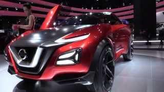 Nissan Gripz Concept | IAA 2015 | NewGadgets.de
