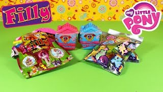 getlinkyoutube.com-Blind Bags: Filly, My Little Pony MLP, Pony Land SURPRISE UNBOXING [042]