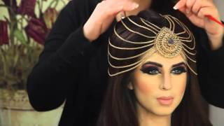 getlinkyoutube.com-Bridal Makeup by Tehmina Ahmad