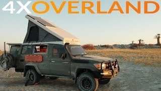 Landcruiser Troopy Camper Extraordinary. Part-2