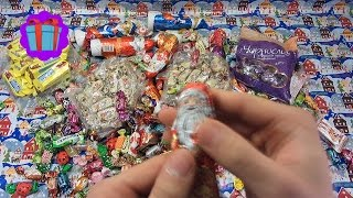 getlinkyoutube.com-New! A Lot Of Sweets and Candy!