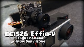 getlinkyoutube.com-CC1526 Sony Effio-V 800tvl FPV Camera from Surveilzone