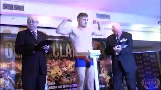 getlinkyoutube.com-Footage Shows Moment Deadly Shooting Begins at Dublin Boxing Weigh-In