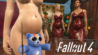 getlinkyoutube.com-Fallout 4 Mod Review 19 - CBBE and Getting Followers Pregnant - Boobpocalypse