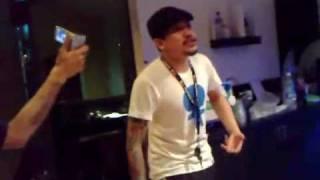 Rap Battle - jomal vs jay contreras  (kamikazee)
