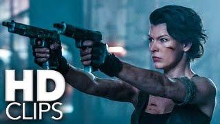 RESIDENT EVIL 6: THE FINAL CHAPTER | Alle Trailer & Clips German Deutsch | 2017
