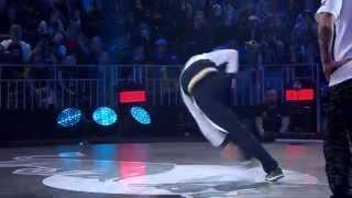 Menno vs Thesis - Battle 9 - Red Bull BC One World Final 2014 Paris