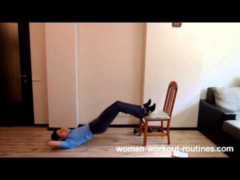 Tummy Flattening Exercises