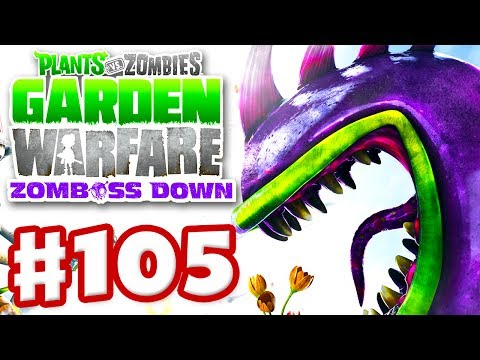 Plants vs. Zombies: Garden Warfare - Gameplay Walkthrough Part 105 - Gardens & Graveyards (Xbox One)