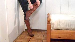 getlinkyoutube.com-brown boots and jeans