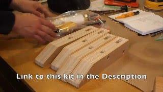 getlinkyoutube.com-Make It -  Wooden Screw Clamps